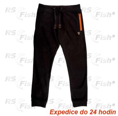786efcdc59 Kalhoty FOX Black   Orange Joggers