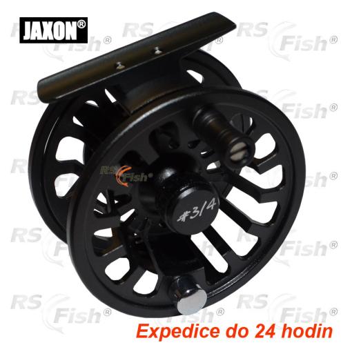 Jaxon® Naviják Jaxon Black Shadow Fly 7/8