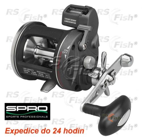 SPRO® Multiplikátor SPRO Offshore 4300 LH + EXTRA BONUS set nástrah na moře za 200,- Kč
