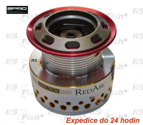SPRO® Cívka SPRO Red Arc 10200
