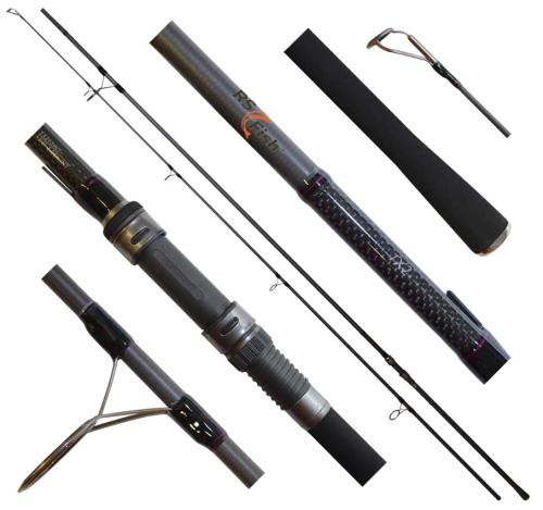 Shimano® Prut Shimano Tribal Carp TX1 396 cm - 3,5 lbs - 2 díly