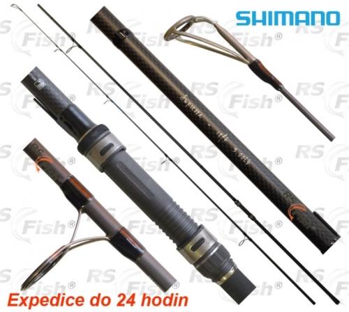 Shimano® Prut Shimano Tribal Supressa 366 cm - 3 lbs - 2 díly