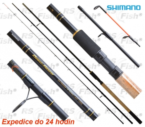 Shimano® Prut Shimano Beastmaster DX Long Cast Feeder 427 cm - 120 g Shimano®