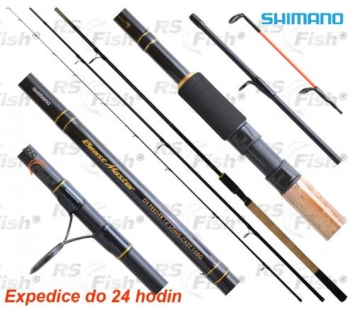 Shimano® Prut Shimano Beastmaster DX Long Cast Feeder 427 cm - 150 g Shimano®