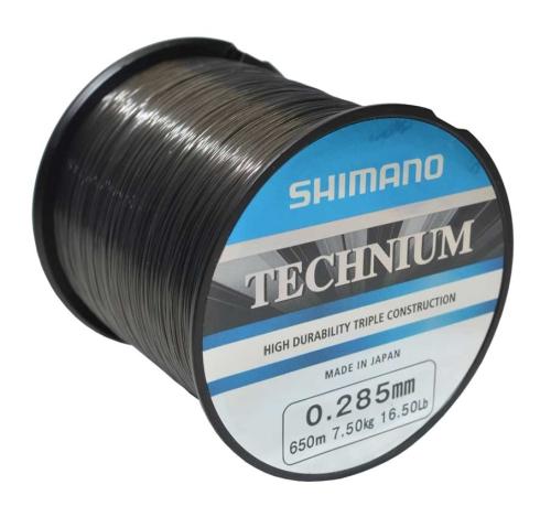 Shimano® Vlasec Shimano Technium 0,285 mm