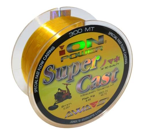 Awa-S® Vlasec Awa-Shima ION Power Super Cast 0,234 mm