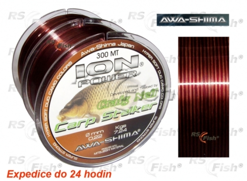 Awa-S® Vlasec Awa-Shima ION Power Carp Stalker 0,309 mm