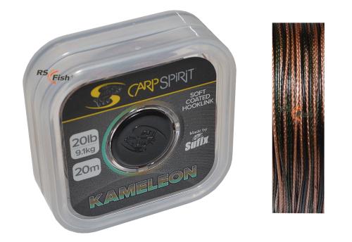 Šňůra Carp Spirit Kameleon 11,30 kg / 25 lb