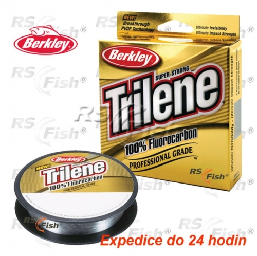 Berkley® Vlasec Berkley Trilene Fluorocarbon 0,180 mm
