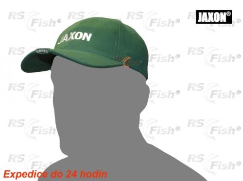 Jaxon® Kšiltovka Jaxon s čelovkou - zelená