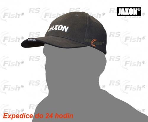 Jaxon® Kšiltovka Jaxon s čelovkou - černá