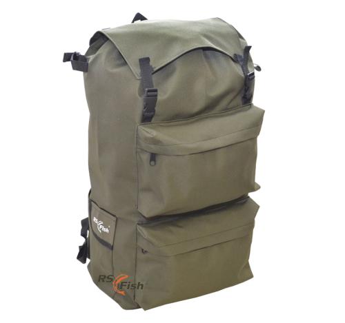 RS Fish® Batoh RS Fish Orca Green 2