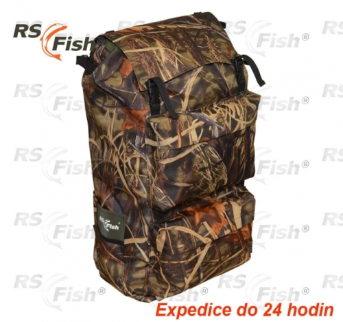 RS Fish® Batoh RS Fish Orca Camo 2