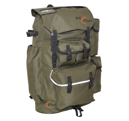 RS Fish® Batoh RS Fish Ranger Green 6