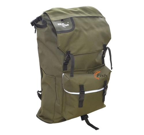 RS Fish® Batoh RS Fish Hunter Green 4