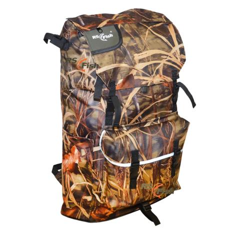 RS Fish® Batoh RS Fish Hunter Camo 4