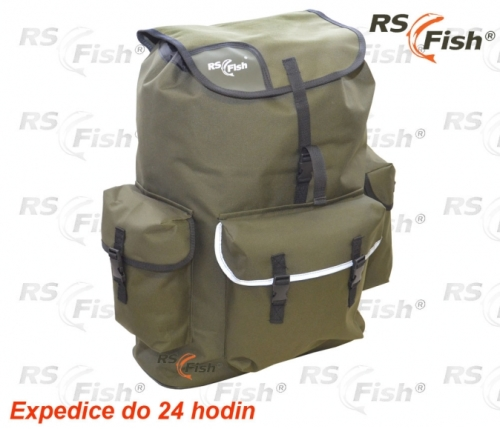 RS Fish® Batoh RS Fish Forester Green