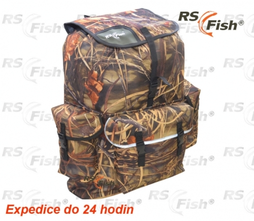 RS Fish® Batoh RS Fish Forester Camo
