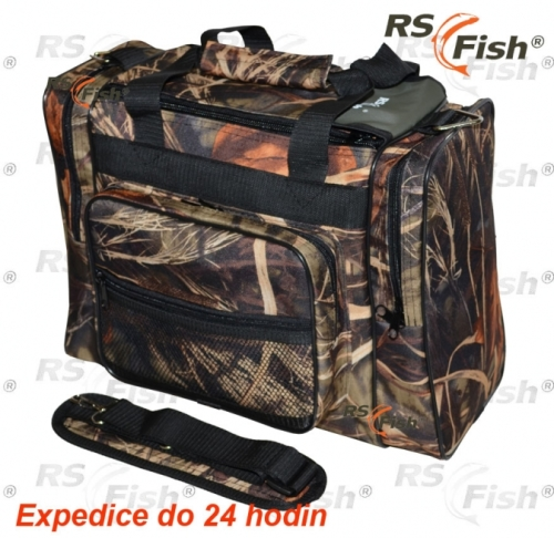 RS Fish® Taška RS Fish Picolo Camo - 3