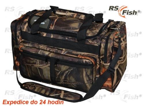 RS Fish® Taška RS Fish Quantum Camo - 2