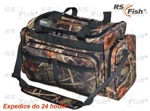 RS Fish® Taška RS Fish Medium Camo - 4