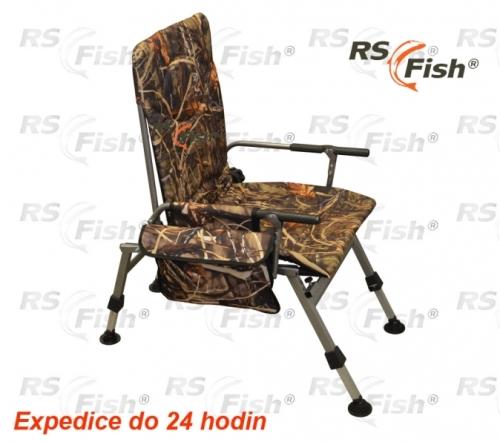 RS Fish® Taška ke křeslu RS Fish Standart Camo