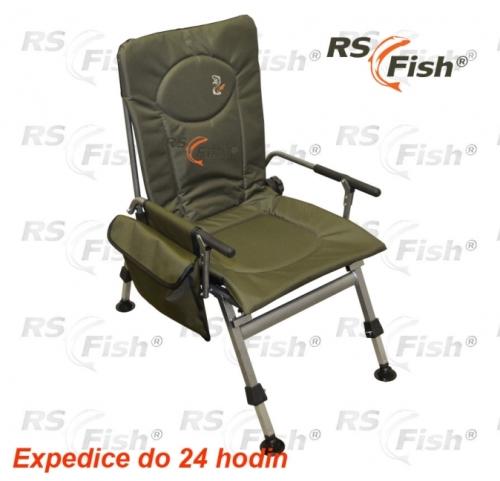 RS Fish® Taška ke křeslu RS Fish Standart Green