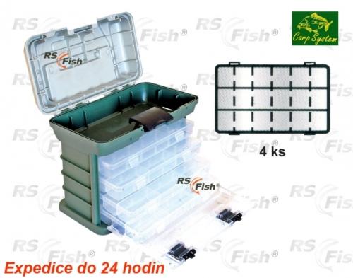 JSA Box multifinkční mini C.S. 1696