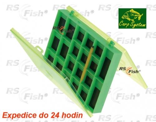 JSA Krabička magnetická C.S. 1604