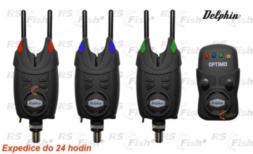 Delphin® Sada signalizátorů Delphin Optimo 3 + 1