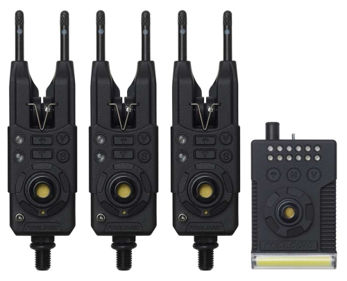 Sada signalizátorů Prologic Unit Bite Alarm 3 + 1
