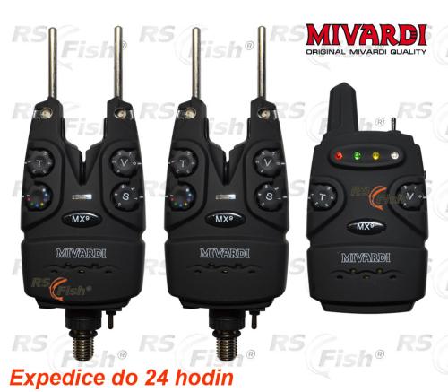 Sada signalizátorů Mivardi MX9 - 2 + 1