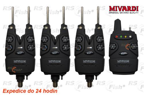 Sada signalizátorů Mivardi MX9 - 3 + 1