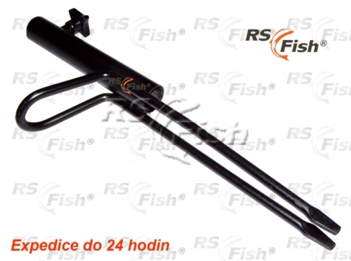 RS Fish® Stojan na deštník - nášlapný