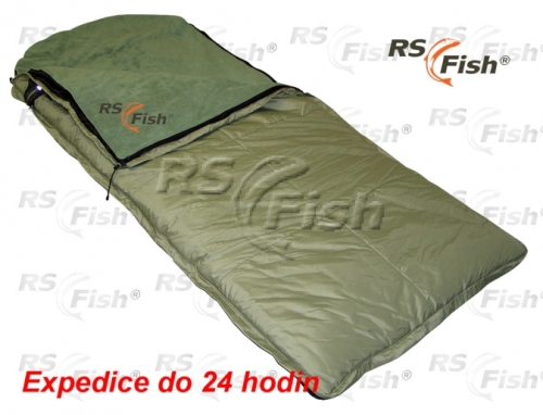 RS Fish® Spací pytel RS Fish Exclusive - kamufláž