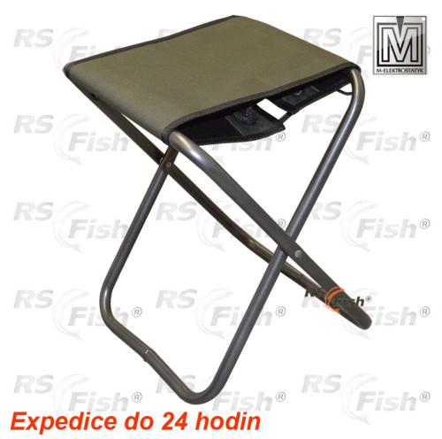 M Elektrostatyk® Křeslo rybářské bez opěrky WP5BO