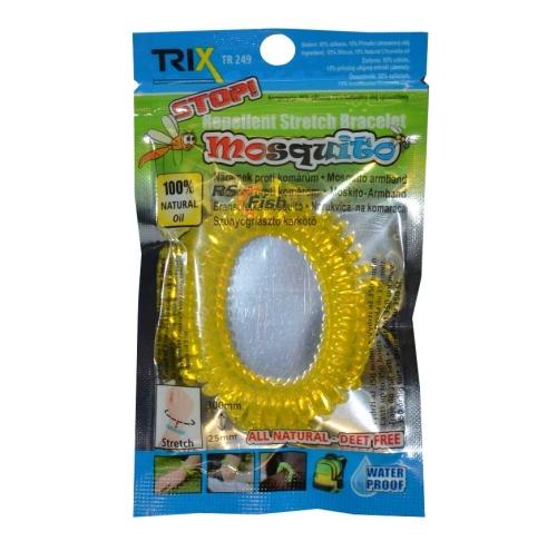 Baterie Centrum Repelent - náramek proti komárům
