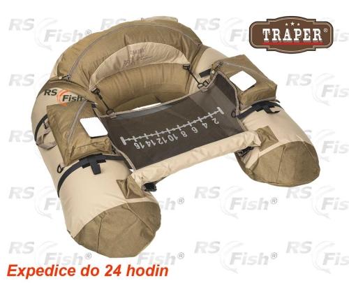 Traper® Belly Boat Traper Fly Stream Mini