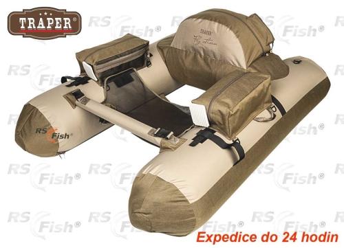 Traper® Belly Boat Traper Fly Stream