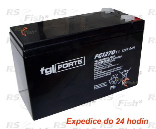 FG Forte Baterie k echolotu MHP MS7-12