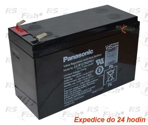 FG Forte Baterie k echolotu Panasonic 12 - 7,2