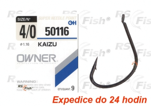 Owner® Háček Owner 50116 2/0
