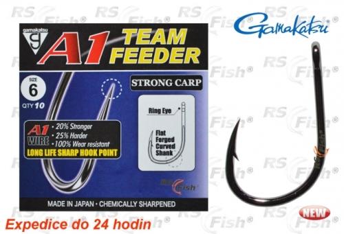 Gamakatsu® Háček Gamakatsu A1 Team Feeder Strong Carp 10