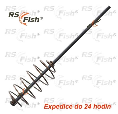 RS Fish® Krmítko drátěné s trubičkou