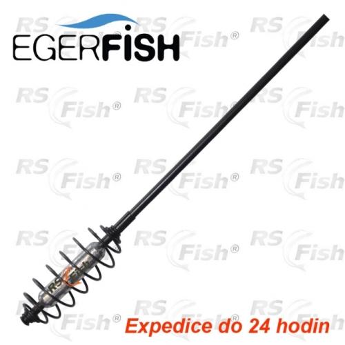 Egerfish Zátěž krmítko drátěné s trubičkou a zátěží 50 g