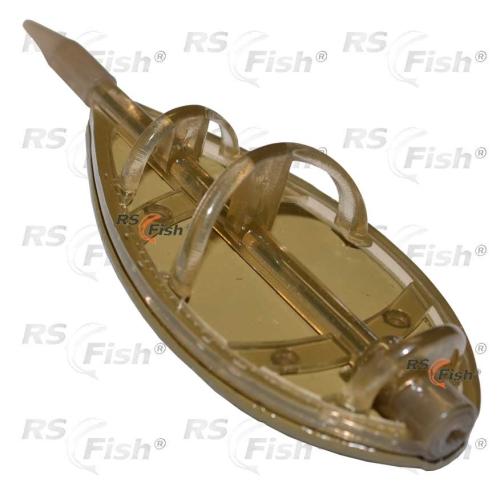 Zfish® Krmítko feederové Zfish Method Feeder Flat XL 90 g - ZF-1042