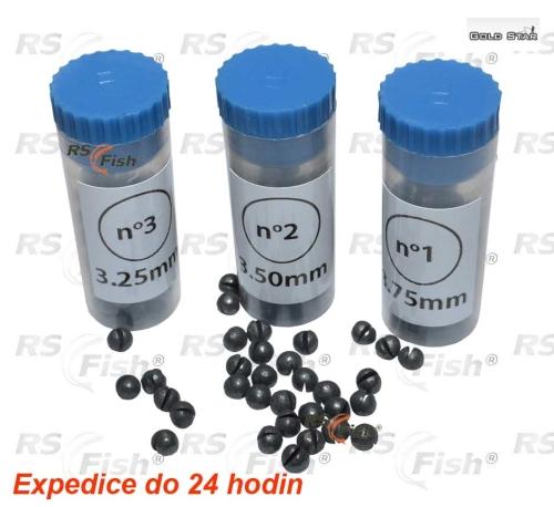 Gold Star® Broky Gold Star - náhradní No.8 - 2,25 mm / 0,07 g