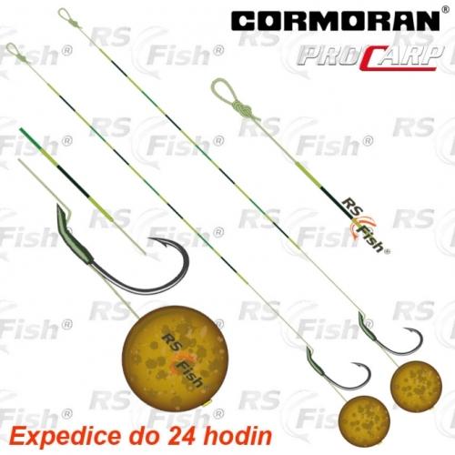 Cormoran® Návazec na boilie Cormoran Line Aligner Rig 1