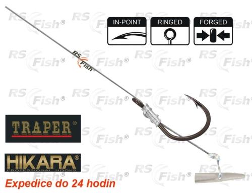 Traper® Návazec HIKARA® Method Feeder Extreme - Quick háček 12 / Ø vlasce 0,22 mm - 31812