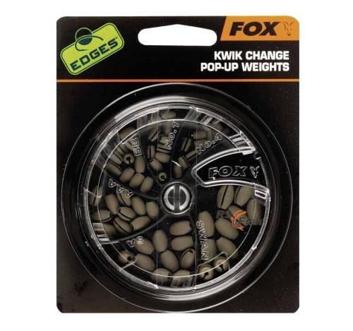 FOX® Zátěž Fox Kwik Change Pop-Up Weights - sada